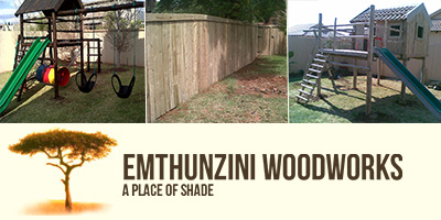 Emthunzini Wood Works | Decks Johannesburg