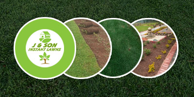 J & SONS INSTANT LAWNS